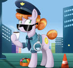 Cop Pony -Profile-
