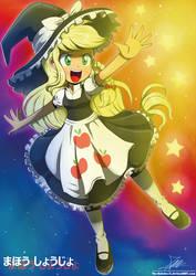 .:Mahou Shoujo:. (Magical Girl) by The-Butcher-X