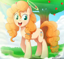 Pear Butter -Profile- (Commission) by The-Butcher-X