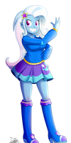 .:Trixie - EqG Style:. (Commission)