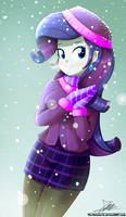 .:Winter day:. (Commission)