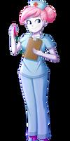 .:Nurse Redheart - EqG Style:. (Commission)