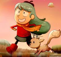 Hilda -Profile- (Commission)