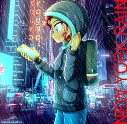 .:NEW YORK RAIN:.