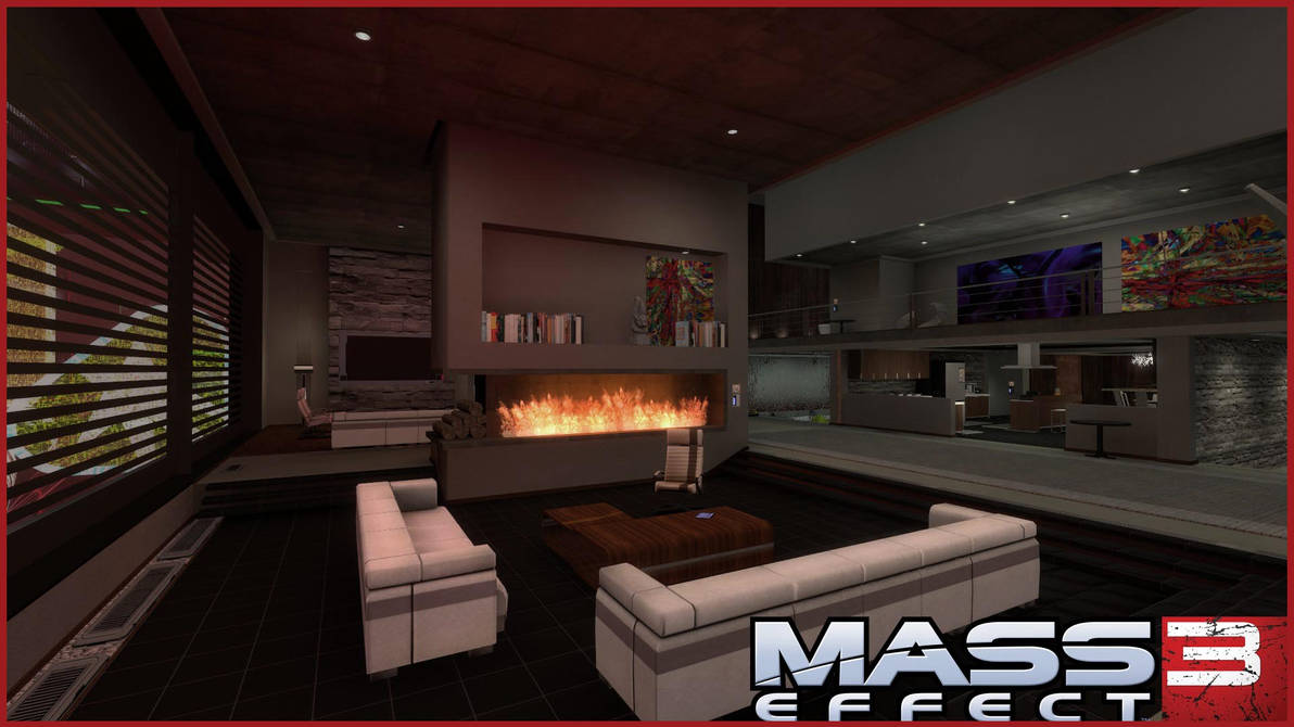 Me3 Anderson S Apartment Gmod Sfm By Mark2580