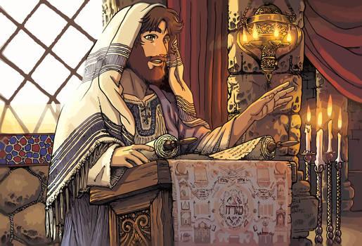 Jesus Vector85