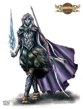 Daphno sorcerer