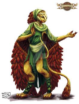 Aenel priestess