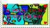 Stamp: I support Leon X MountainDew by sofiyo