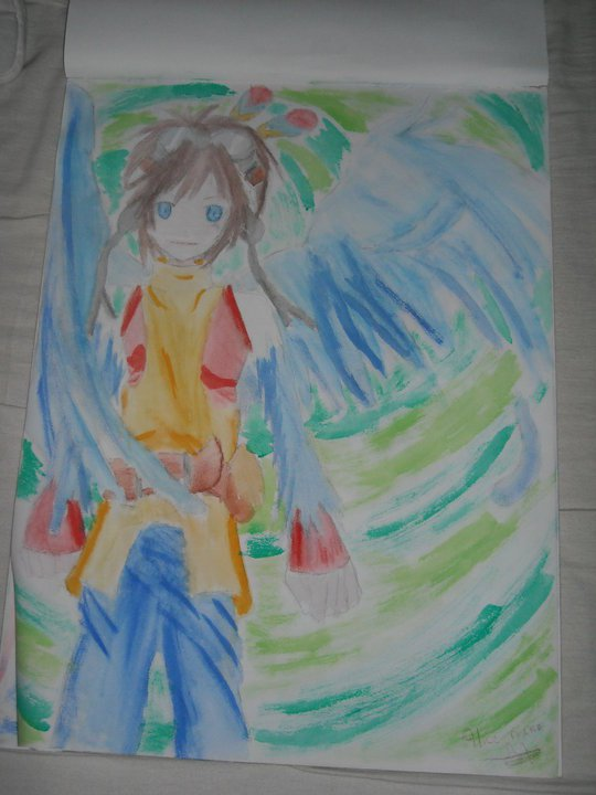 l'atelier de Maxou Cooro_with_blues_wings_by_almira_peterson-d554gcn
