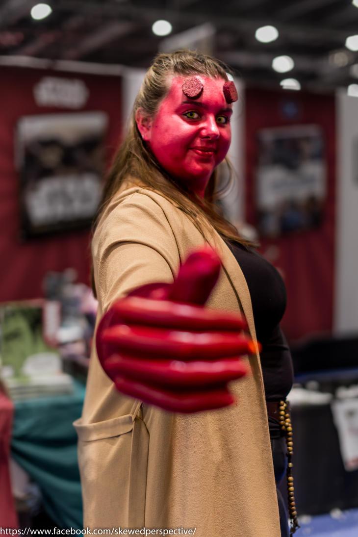 Hellgirl by AshleyReeve