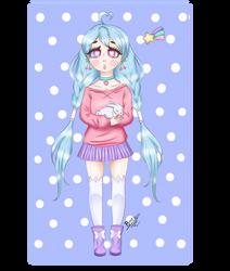 Pastel Girl Challenge by DivalovecdmXDTIME