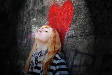I caught my Heart by Alkaide1107