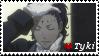 Tyki Mikk stamp