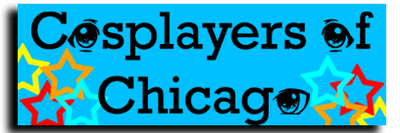 Cosplayers of Chicago Group Logo by Supasketch120