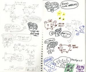 SupaSketchbook 2 by Supasketch120