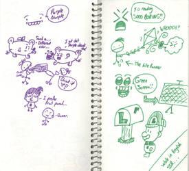 SupaSketchbook 6 by Supasketch120