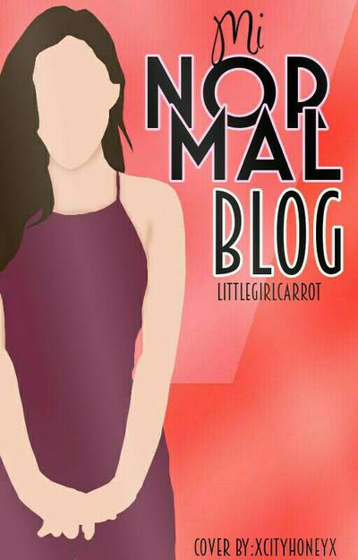 Normal Blog  >> Wattpad Cover 2 Mi Normal Blog By Xcityhoneyx On Deviantart