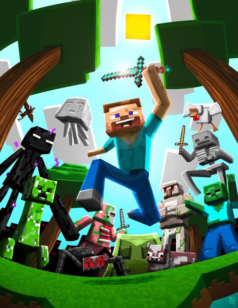 Minecraft by FranticStudios