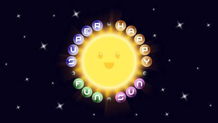 Super Happy Fun Sun Splashscreen