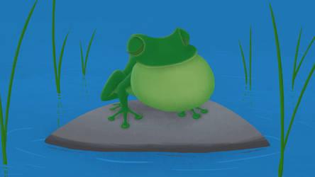 Happy Frog (Terra Nil)