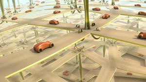 Fractal Traffic Regulations II