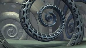 Mondo di Spirali by hypex2772