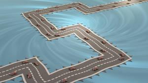 Fractal Traffic Regulations III