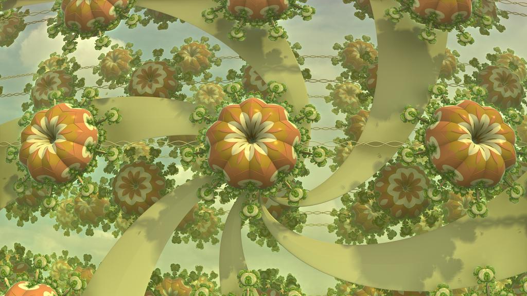 Inna de Kaleidoscope Garden by hypex2772