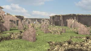 The Old Monastery Ruin