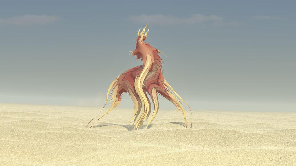 The Quaternion Beast