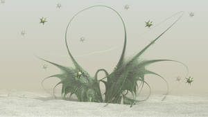 Carnivorous Monster Plant