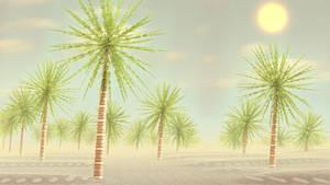 Palmbeammen