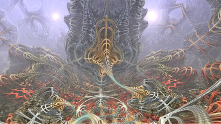 Monsters of Fractal XVI - Horriferum