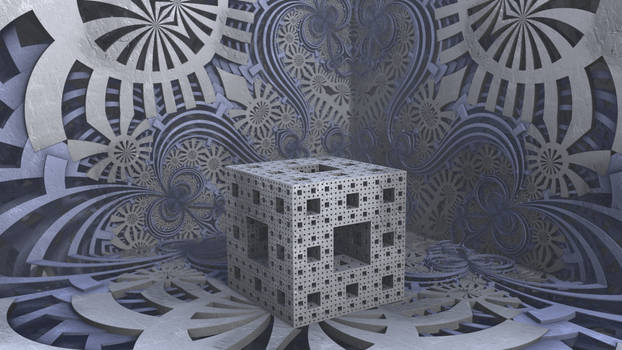 Menger in a Cayley Square Room