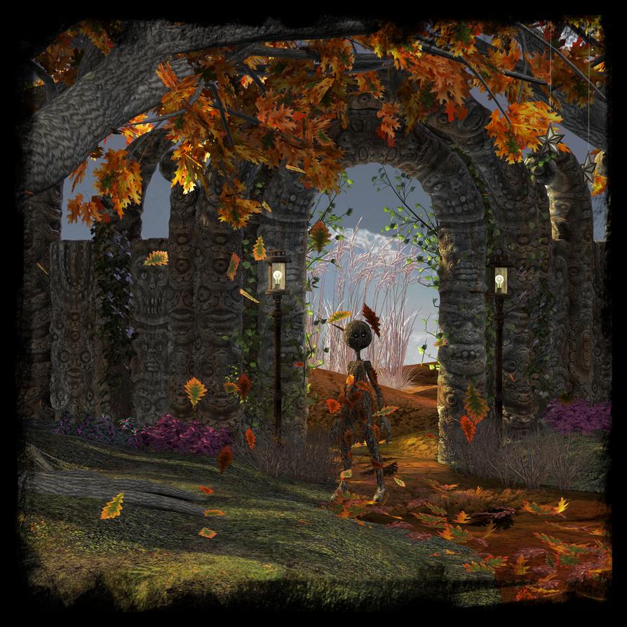 Enter Autumn by Wayii