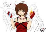 Kadirine Goddess of love by Kadirine