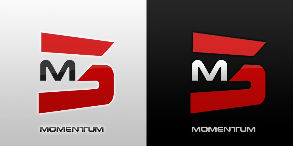 Momentum Logo Momentum Logo b...