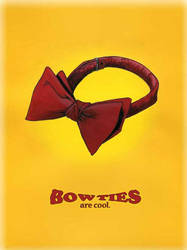 Bow Ties are Cool by jlward