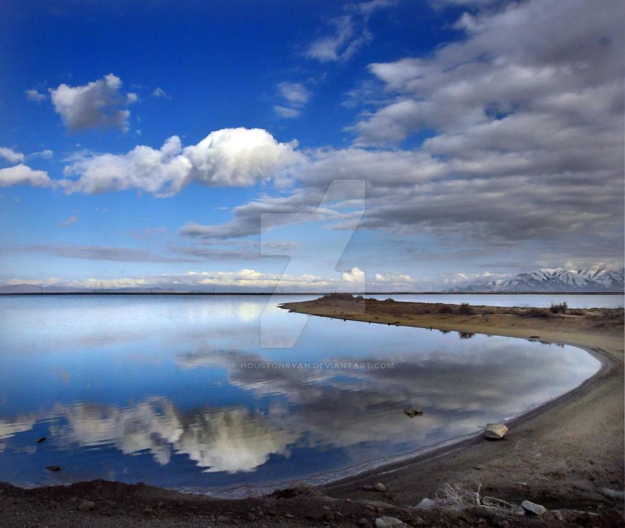 Composite Image Stansbury Isla by houstonryan