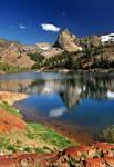 Lake Blanche Utah No Polarizer