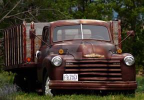 Chevrolet Work Farm Truck
