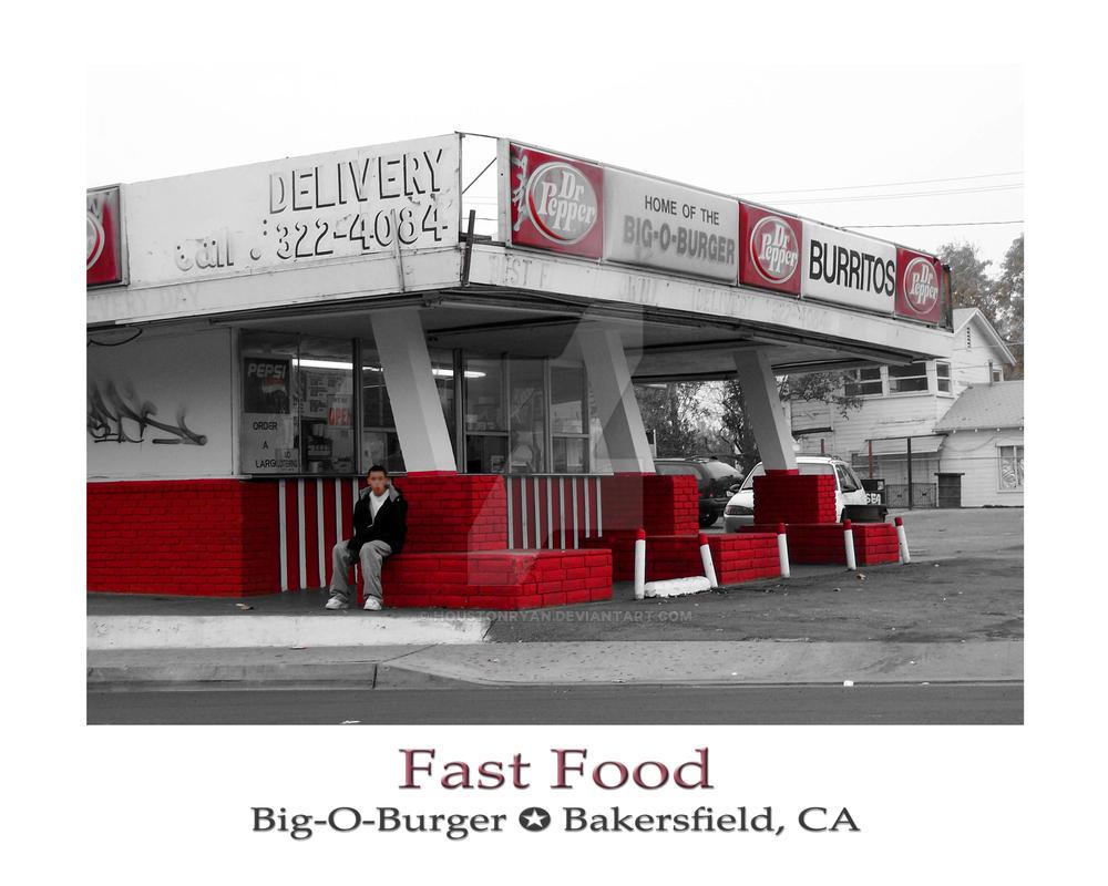 Fast Food Bakersfield California