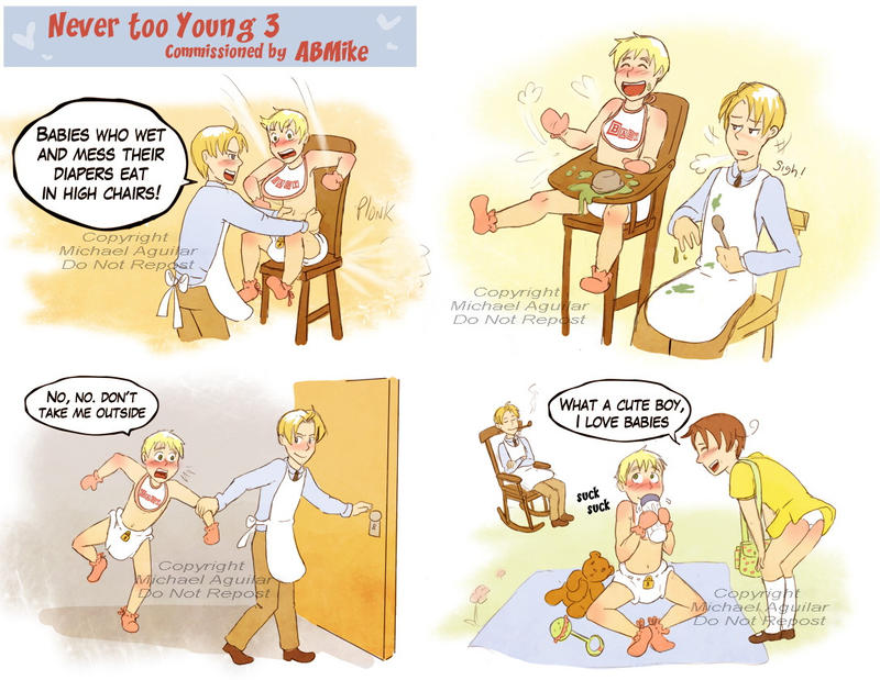 Diaper position spanking boy gay timmy gets 7