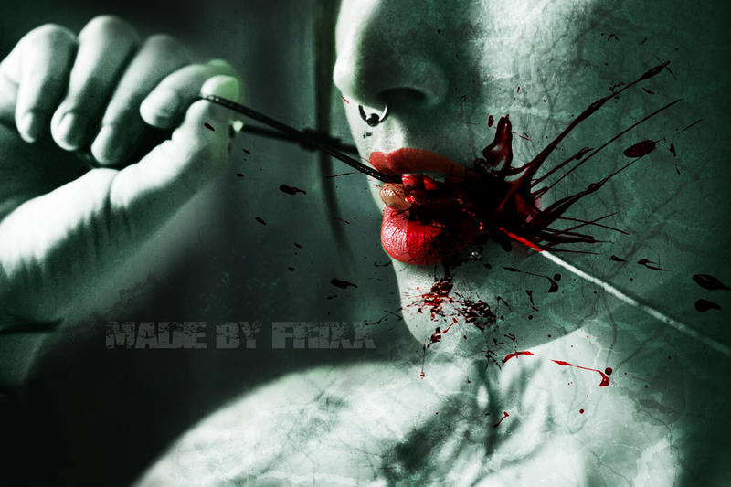 bloody by FrixX