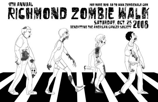 ZOMBAY...in black and white :D