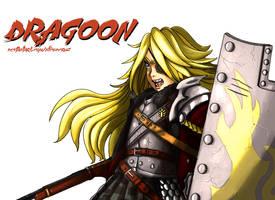Etrian Odyssey - Dragoon (REWORKED) ver.2