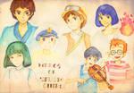 Heros of Studio Ghibli?