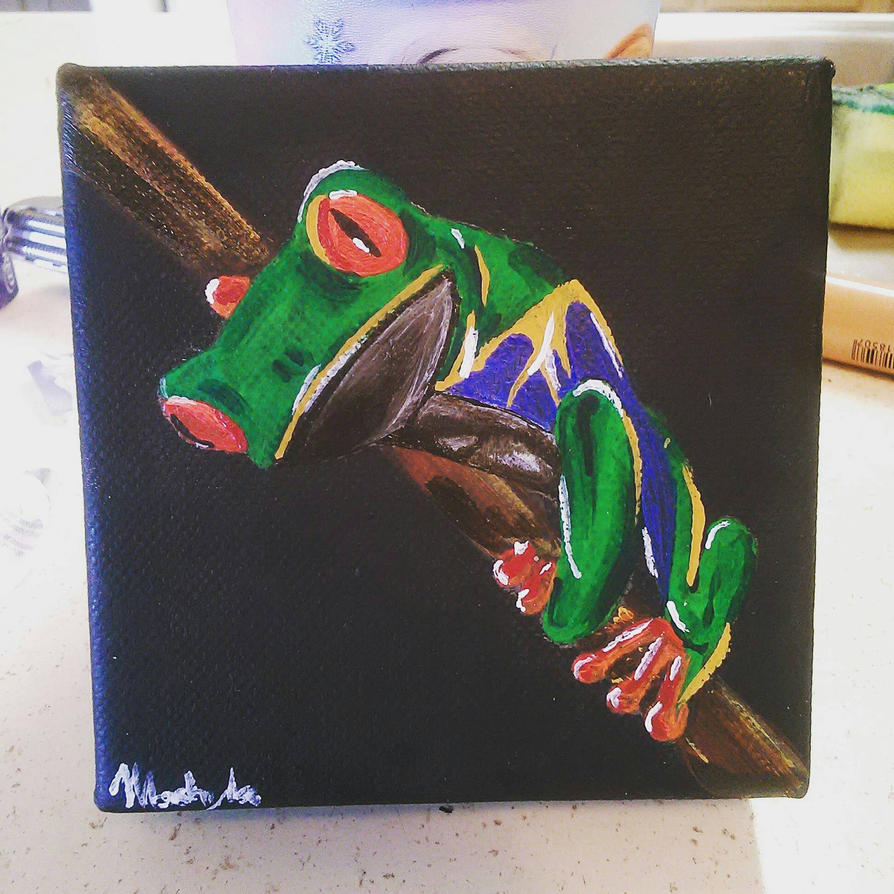 ribbit by Chyliethecrazy1