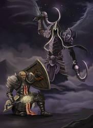 Diablo III Reaper of Souls by JonayMartin
